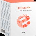 Экзомин – крем от грибка