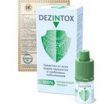 Dezintox – средство от паразитов