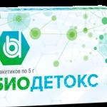 Биодетокс – лекарство от паразитов