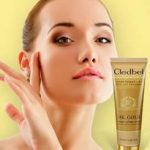 Cledbel 24K Gold золотая маска