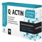 Q-Actin капсулы против боли в суставах