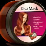 Diva Mask маска для здоровья и роста волос