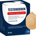 Testonormin тестостероновый пластырь для потенции
