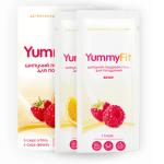 YummyFit шипучий гель для похудения