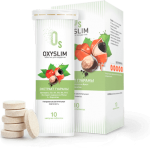OxySlim шипучие таблетки для похудения