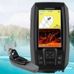 Garmin Striker Plus 4CV рыбопоисковый эхолот