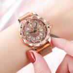 Flower Diamond наручные часы