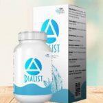 Dialist таблетки от сахарного диабета